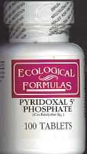 Vitamin B6 20 mg, Pyridoxal 5-Phosphate