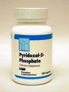 Vitamin B6 50mg, Pyridoxal 5-Phosphate