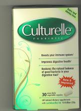 Culturelle Lactobacillus GG