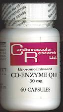 Coenzyme Q10, coQ10