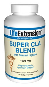Super CLA Blend with Sesame Lignans