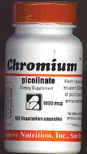 Chromium Picolinate (Discontinued)