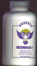 Regeneraid II -  Cardiovascular Support Formula