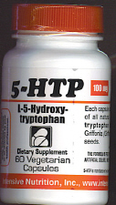 Side effects of 5htp