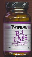 Vitamin B1, Thiamine