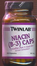 Vitamin B-3, Niacin