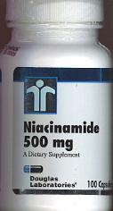 Niacinamide, Non-Flush Niacin
