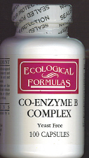 Co - Enzyme B Complex