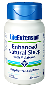 Enhanced Natural Sleep® with Melatonin