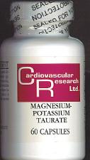 Magnesium Potassium Taurate