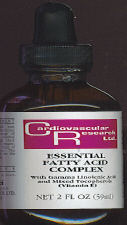 Essential Fatty Acid Complex  -  Liquid Combo