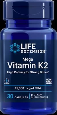 Mega Vitamin K2