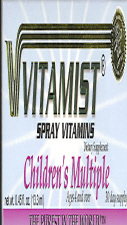 Childrens Spray Multiple Vitamin
