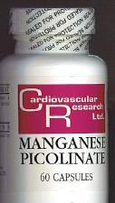 Manganese Picolinate