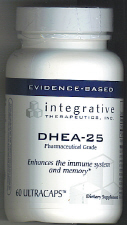 DHEA 25 mg 60 caps