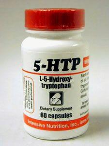 L 5 hydroxytryptophan side effects