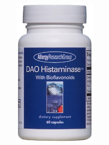 DAO Histaminase w/Bioflavonoids (replacesHistame Food Intolerance Support)