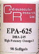 Omega-3, EPA-625