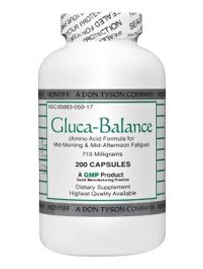 Gluca-Balance