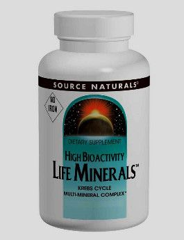 Life Minerals (replaces Mineral Complete)