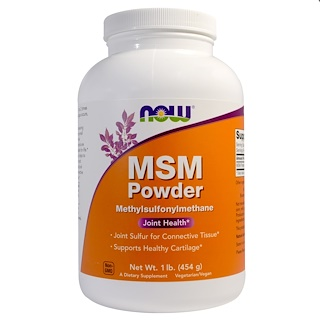 MSM Methylsulfonylmethane Powder