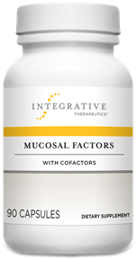 Mucosal Factors with Cofactors (formerly called Spectra Probiotic)