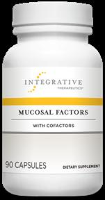 Mucosal Factors with Cofactors