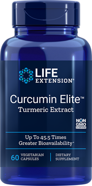 Curcumin, Curcumin Elite® Turmeric Extract