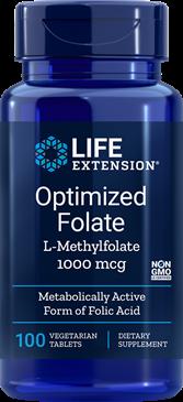 Folic Acid, Optimized Folate