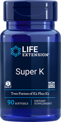 Vitamin K, Super K with Advanced K2 Complex