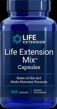 Life Extension Mix Caps