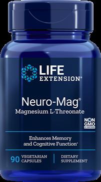 Magnesium Threonate, Neuro-Mag