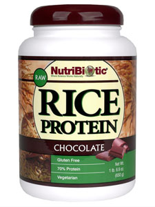 Rice Protein, Chocolate