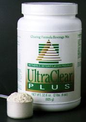 Ultra Clear Plus (natural vanilla flavor)