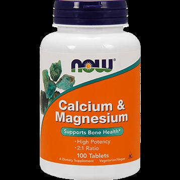 Calcium Magnesium (New Vendor)