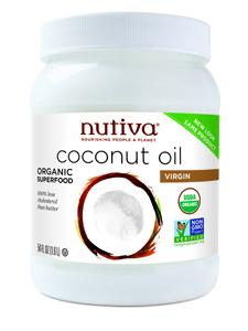 Coconut Oil, Organic  Virgin Coconut Oil 54 oz