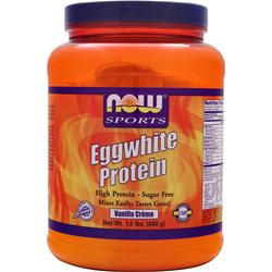 Egg White Protein Powder Vanilla