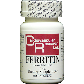 Ferritin - Bioavailable Iron
