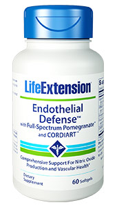 Endothelial Defense® with Full-Spectrum Pomegranate® and CORDIART®