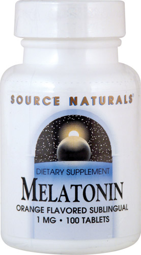 Melatonin -  Sublingual