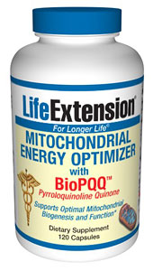Mitochondrial Energy Optimizer with BioPQQ
