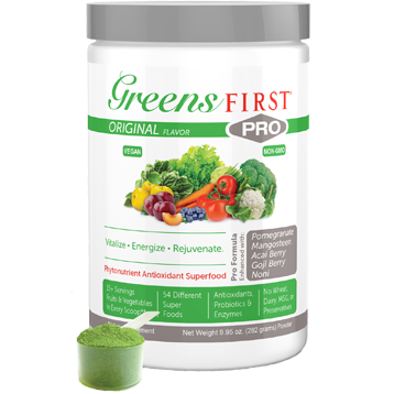 Greens First Pro Powder