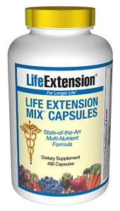 Life Extension Mix Caps