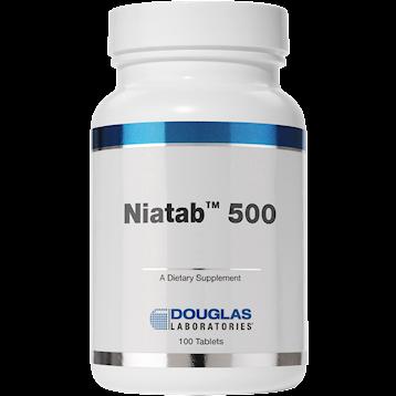 Vitamin B-3, Niacin (Niatab)