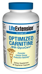 Carnitine - Optimized with GlycoCarn®