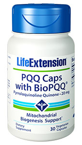 PQQ Caps with BioPQQ®