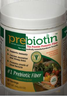 Prebiotin Prebiotic Fiber