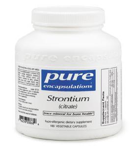 Strontium Citrate
