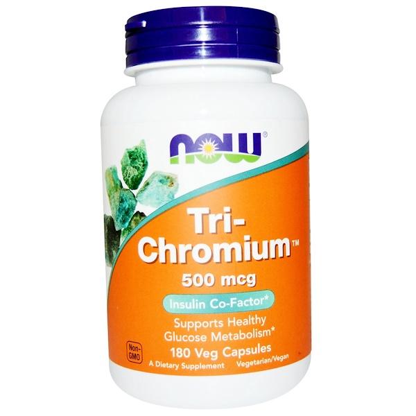 Chromium, Tri-Chromium